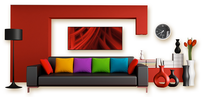 Homepage arredamenti romanello for Interior decoration design in nigeria